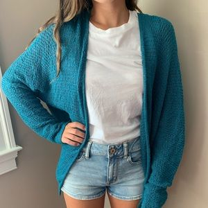 URBAN OUTFITTERS // light-weight cardigan